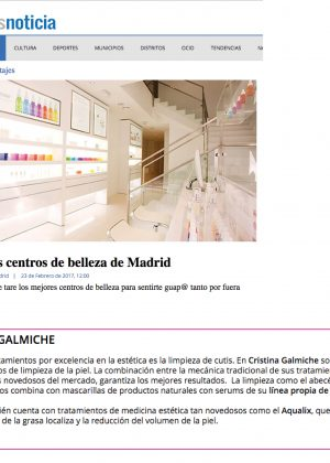 Madrid es noticia