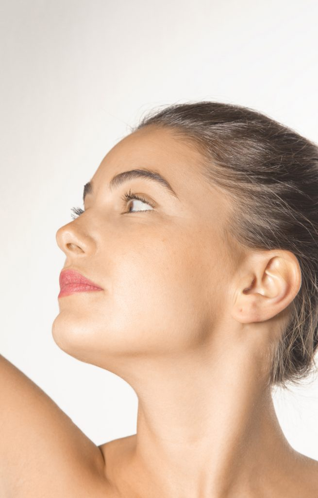 limpieza facial con vapor