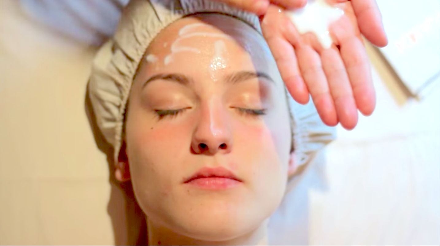limpieza facial cgcandela