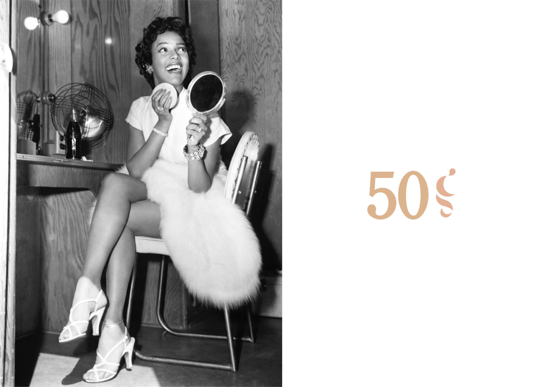 hitos acne años 50