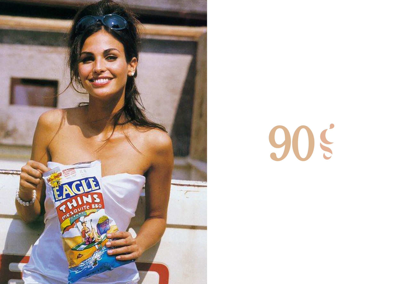 hitos acne años 90