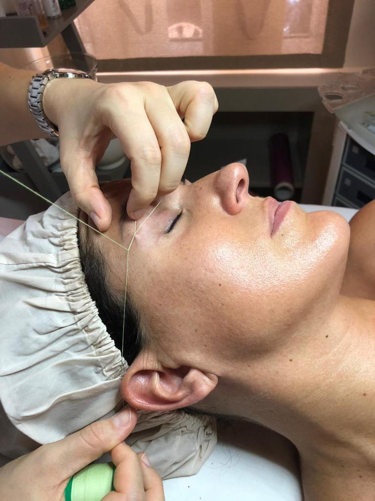 tratamiento facial en nuestra clinica