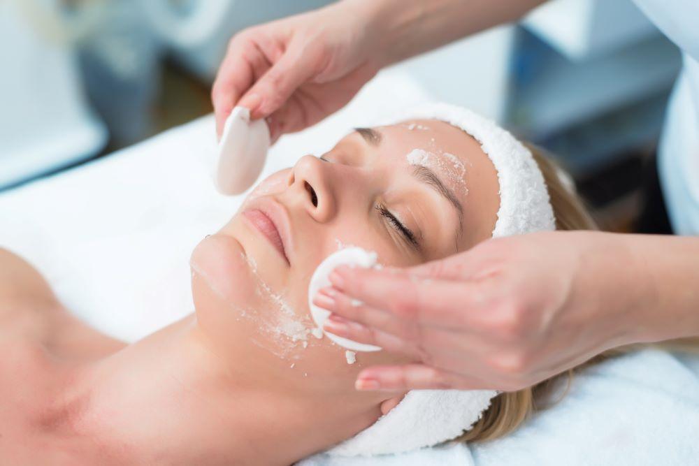 limpieza facial en alcalá de henares